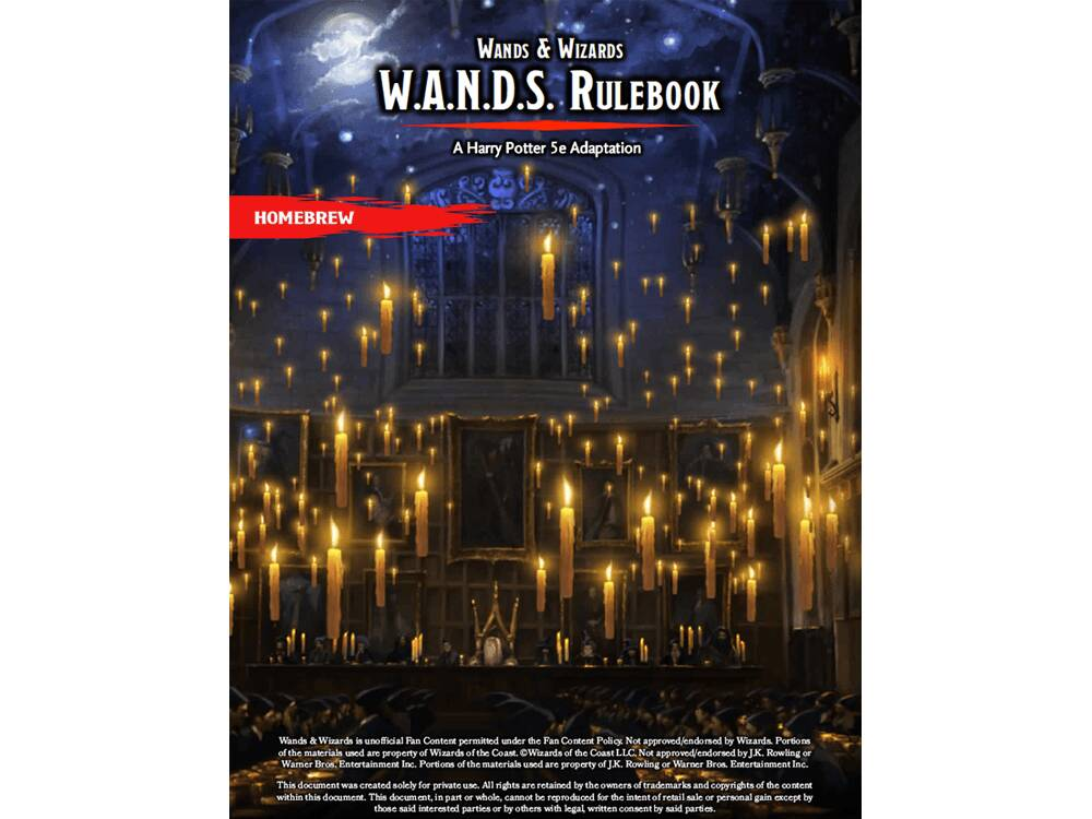 Wands & Wizards