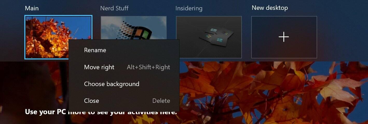 Windows 10 Insider build