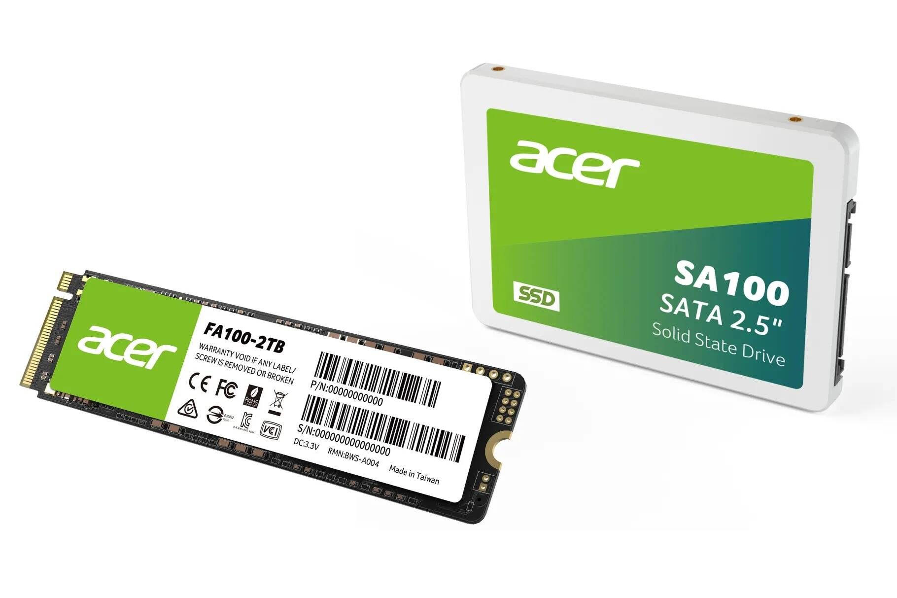 Acer SSD