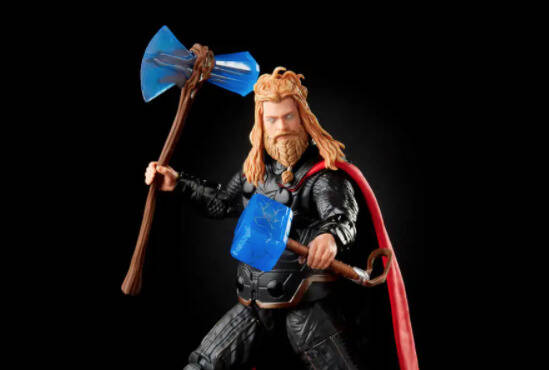 action figure thor hasbro zavvi