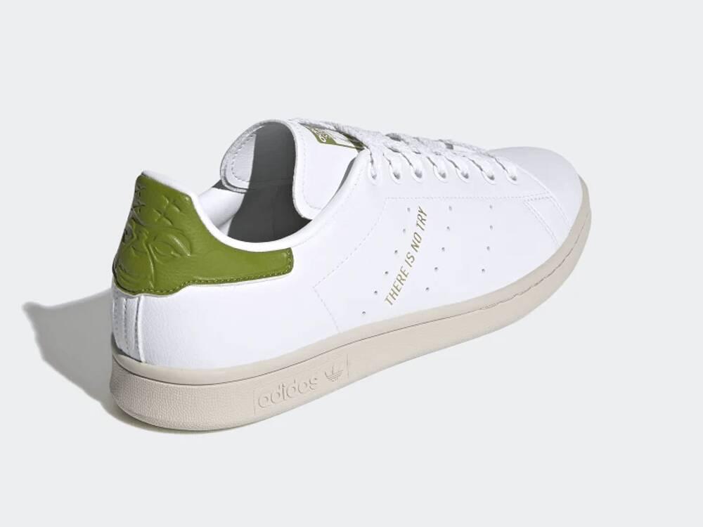 Adidas Star Wars Stan Smith di Yoda