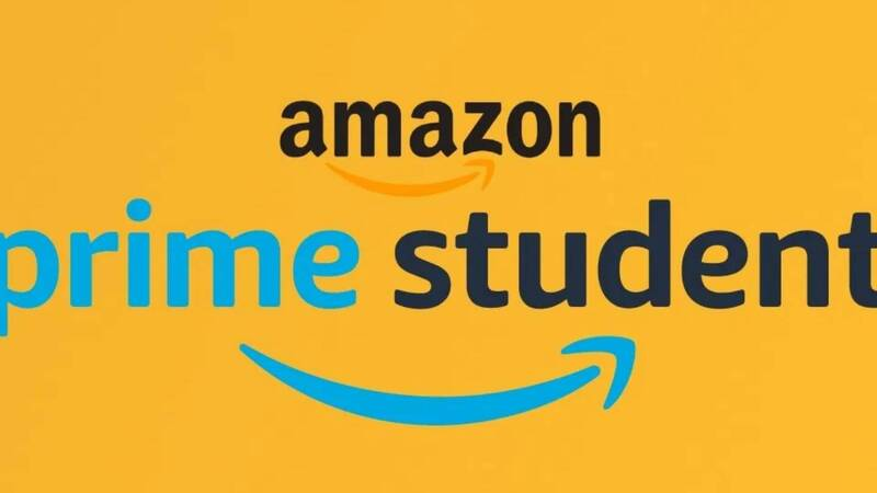 Sign up for Amazon Prime Student: Prime benefits at half the price!