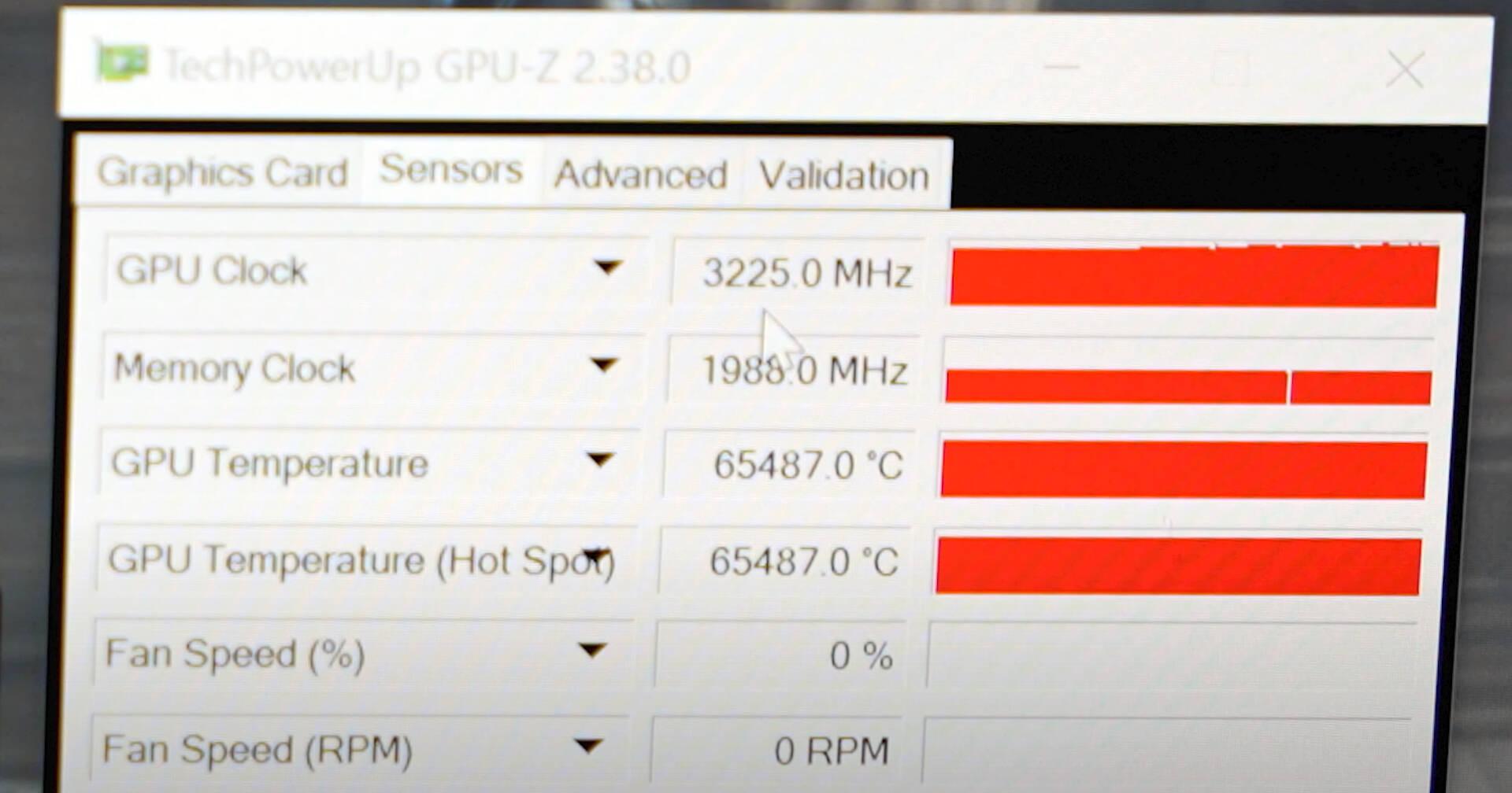 AMD Radeon RX 6900 XT overclock