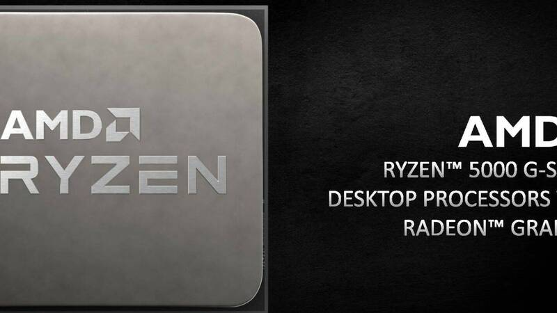 AMD, the new Ryzen 3 5300G amazes in overclocking