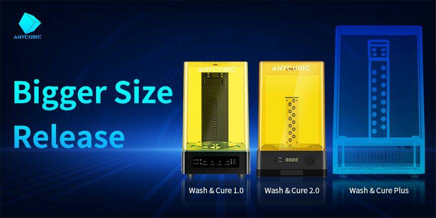 Anycubis Wash&Cure Plus