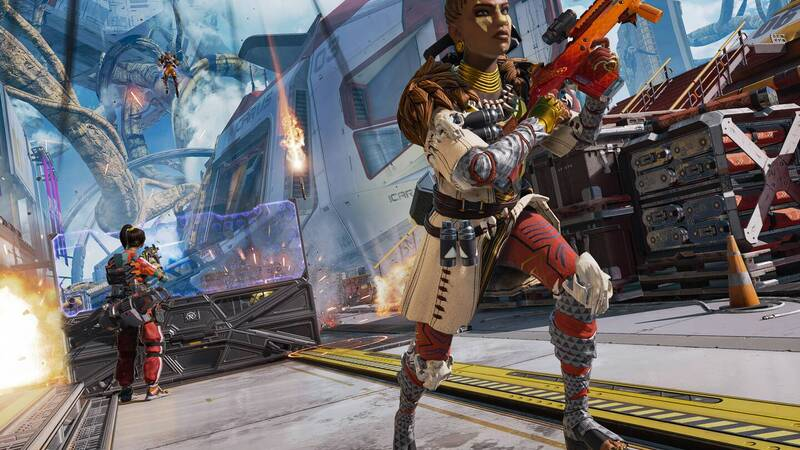 Apex Legends has an overpriced Skin, Respawn defends microtransactions