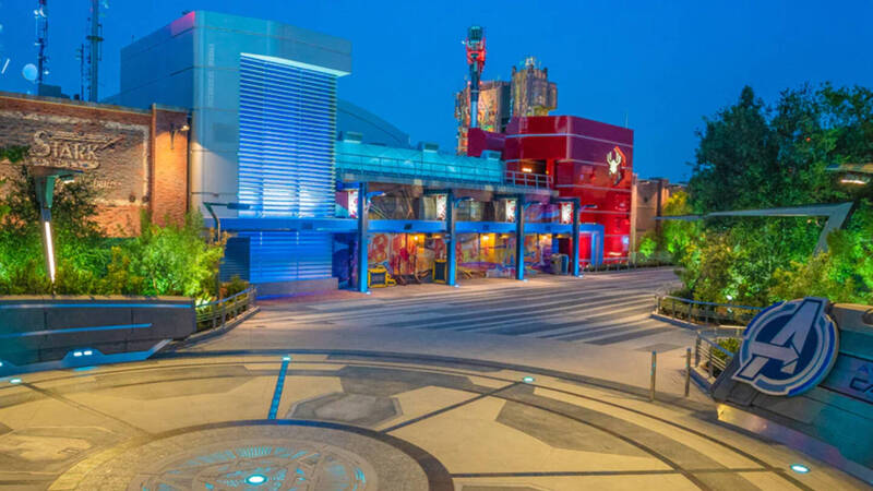 Disneyland Avengers Campus: all the information