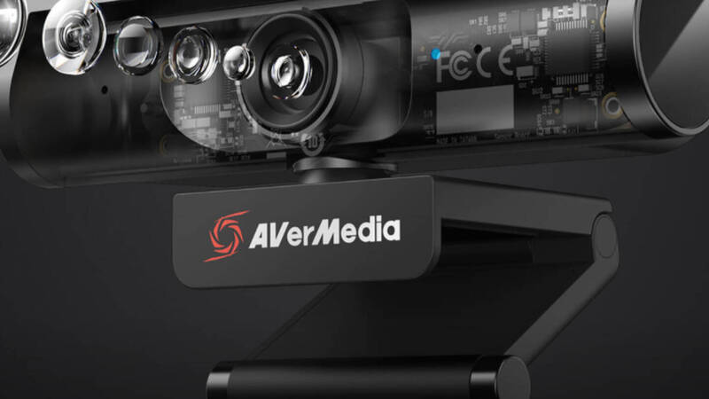AVerMedia, the PW513 4K webcam gets an important certification
