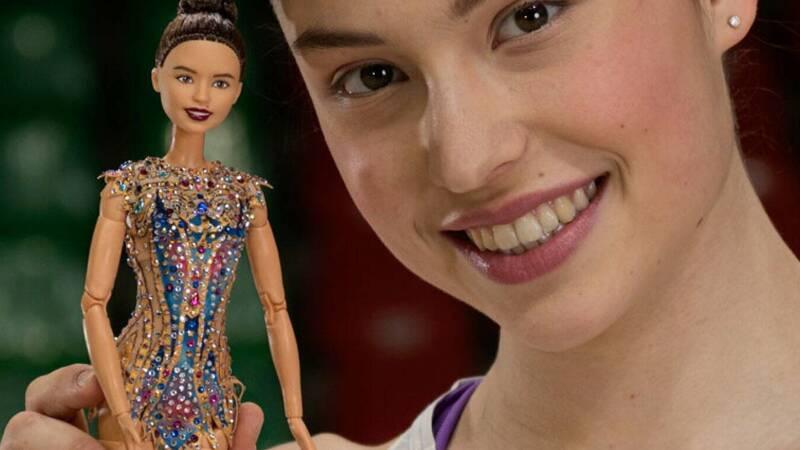 Barbie celebrates the world of sports with Milena Baldassarri