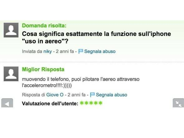 Best Yahoo Answers