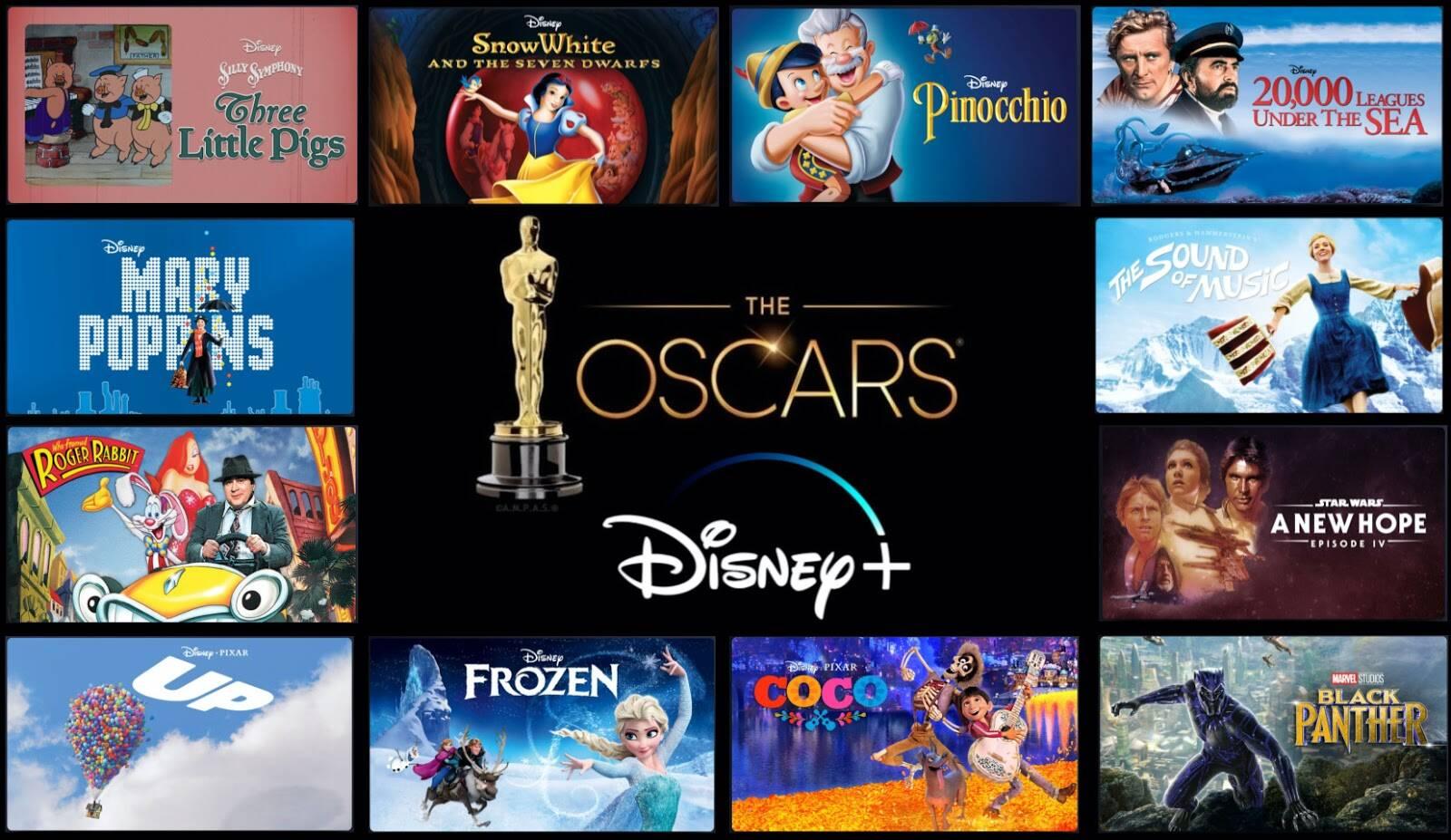 Disney+ Oscar