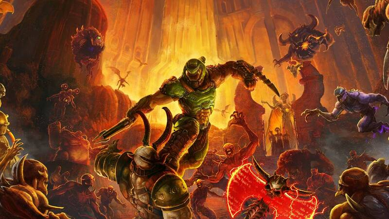 DOOM, even more demons on Switch thanks to the collection