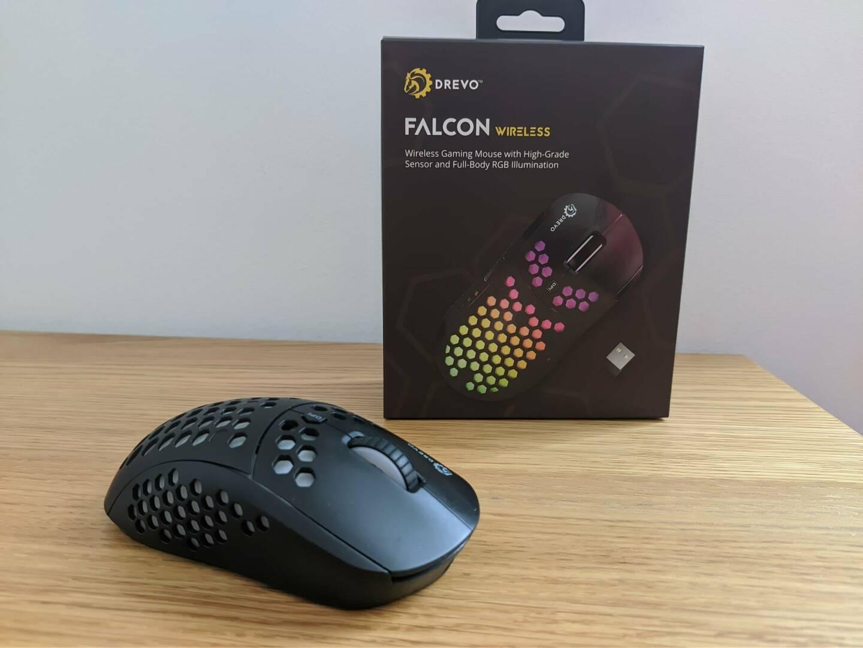 Drevo Falcon Wireless RGB