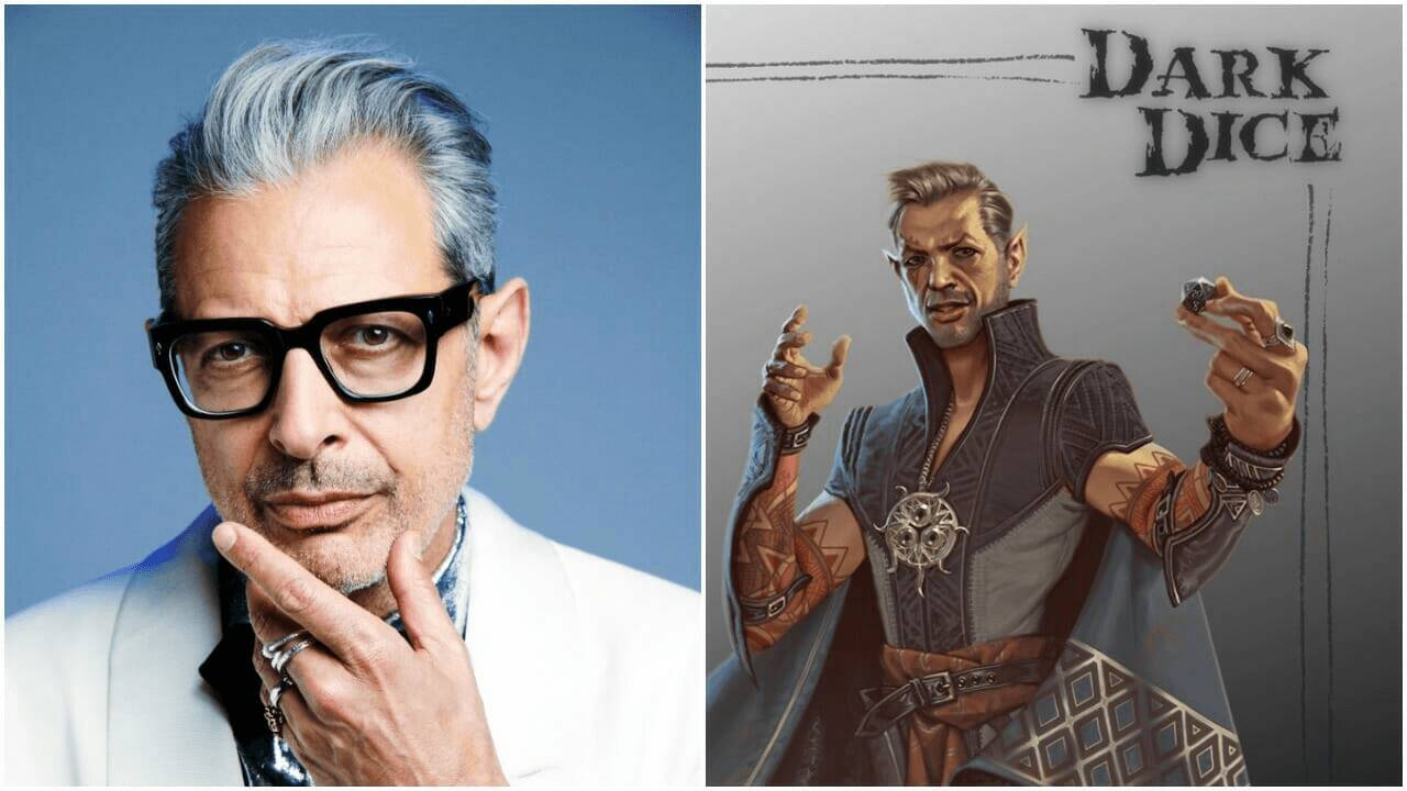 Dungeons & Dragons: Jeff Goldblum