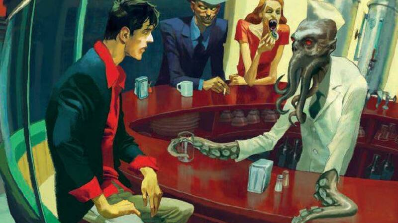 Dylan Dog Oldboy 6 | Review