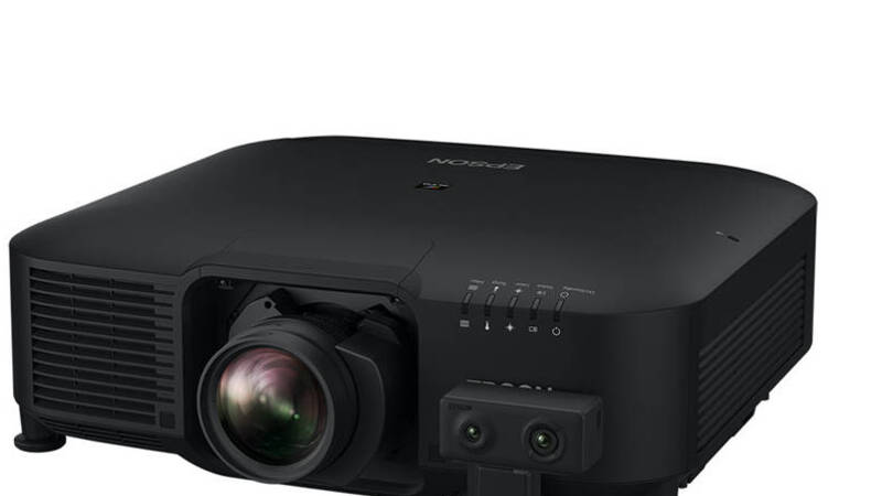 Epson introduces a new range of high brightness laser projectors