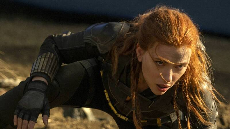 Black Widow - the new official trailer