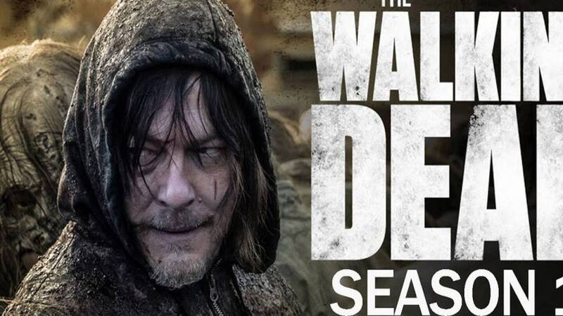 The Walking Dead 11 - final season debut date