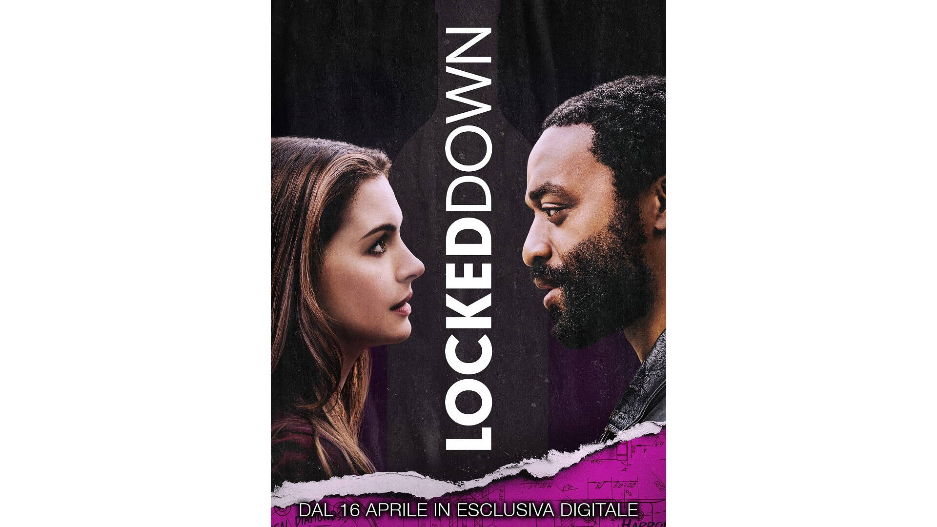 Locked Down film poster