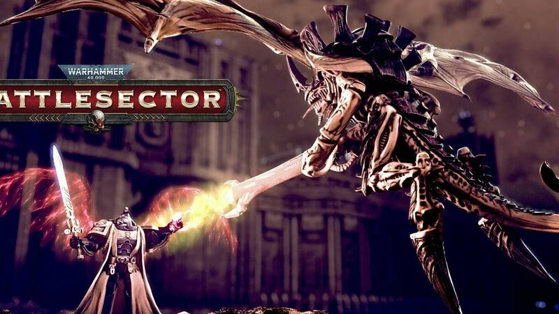 Warhammer 40,000: Battlesector | Preview, tested Closed Beta