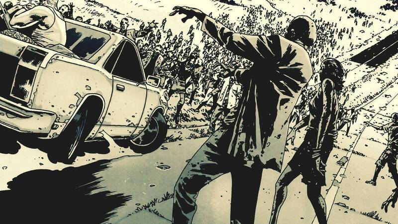 The best zombie-themed comics