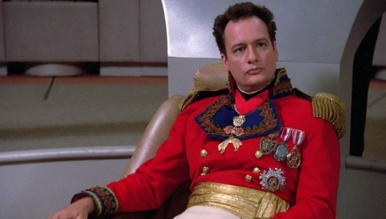 Star Trek: Picard Q