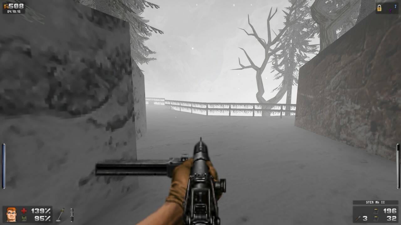 Wolfenstein 3D Blade of Agony