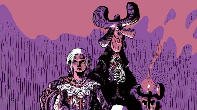 Il Viaggio, review of the comic by Marco Corona