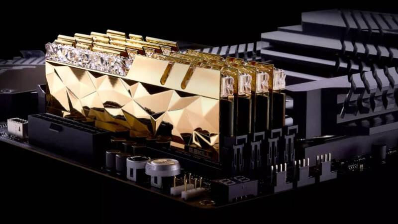 G.Skill, queste lussuose memorie DDR4 so …