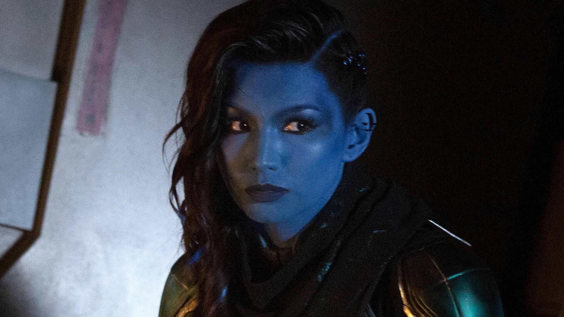 Gemma Chan Captain Marvel