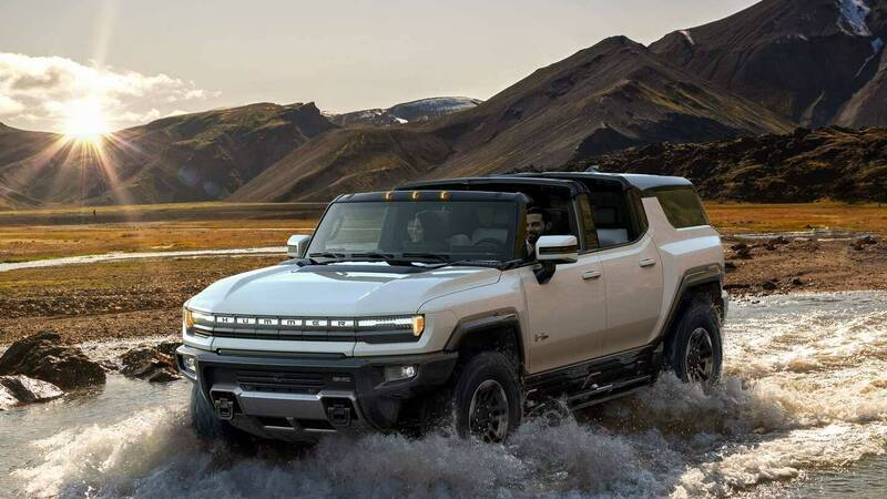 GMC unveils many details of the new Hummer EV SUV