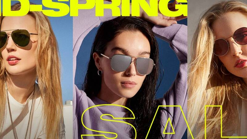 Hawkers: sunglasses for 24.99 euros and free shipping