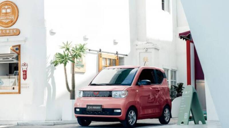 Hong Guang Mini EV is the best-selling electric car and beats Tesla