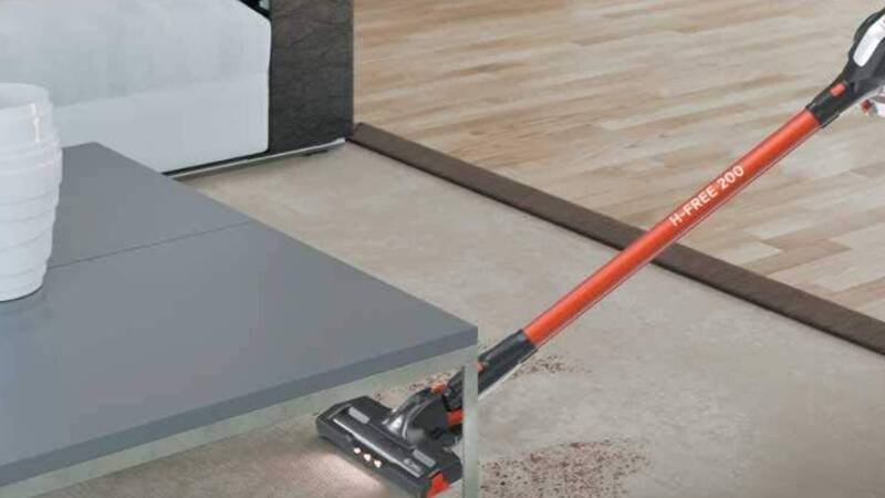 Up to 50% off Hoover vacuum cleaners!