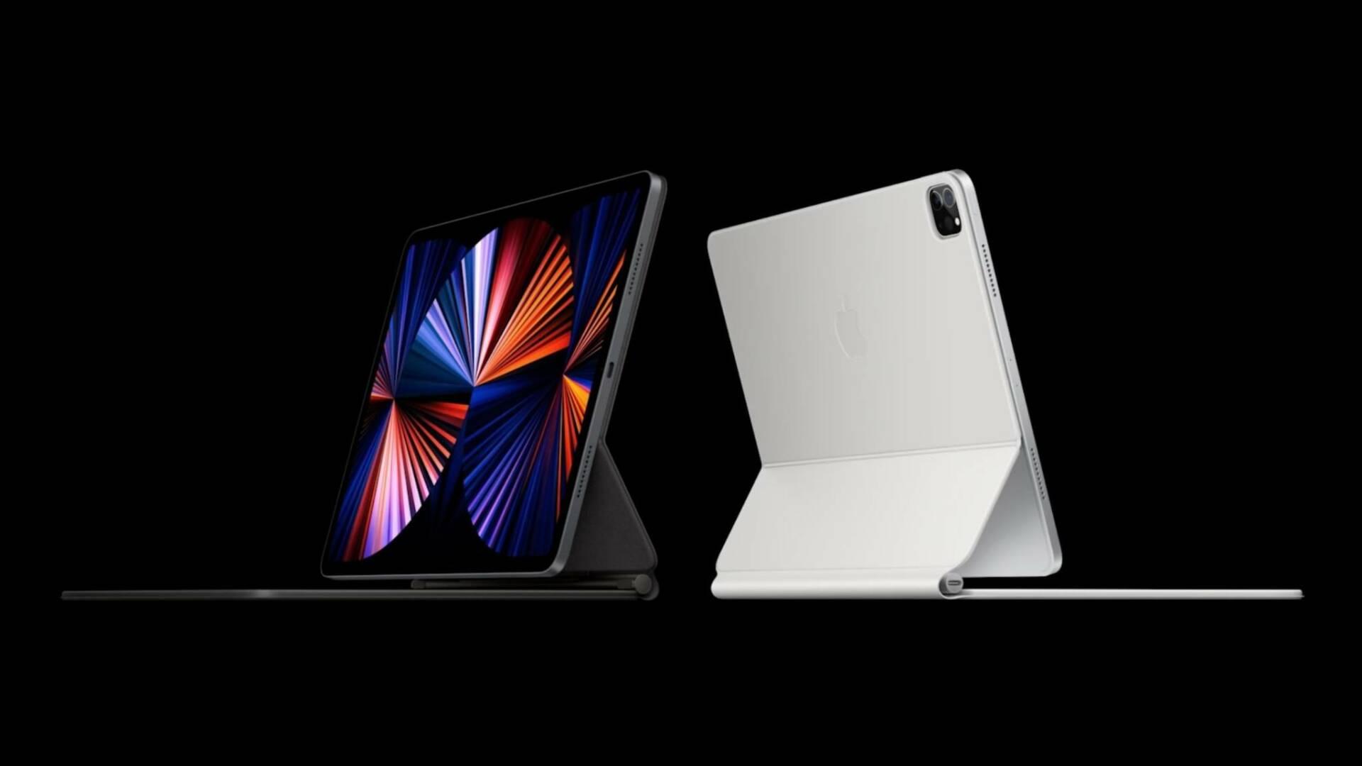iPad Pro 2021 + Magic Keyboard