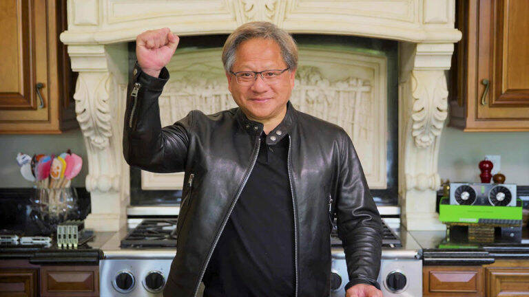 Jensen Huang Kitchen