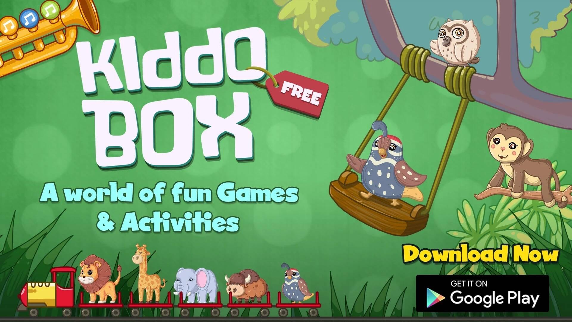 Kiddobox - App della settimana