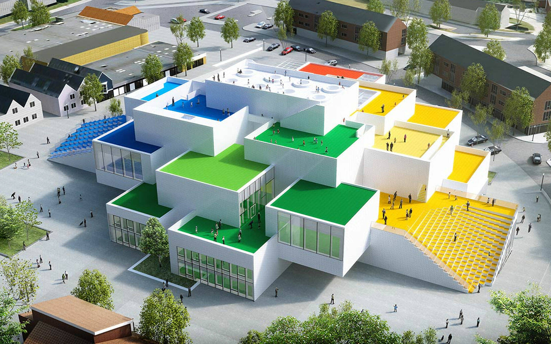 LEGO MANIA - LEGO HOUSE