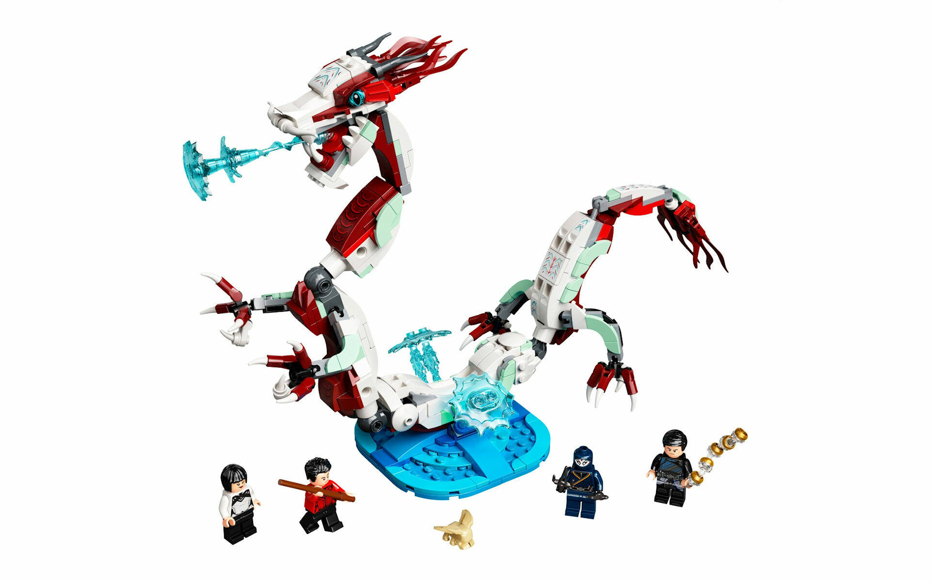 LEGO MARVEL SHANG-CHI AND THE LEGEND OF THE TEN RINGS