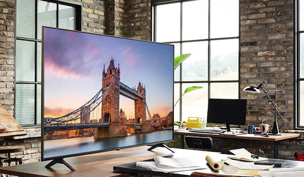 LG Serie UP 75006LC