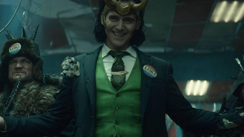 Loki: Tom Hiddleston explains the title font