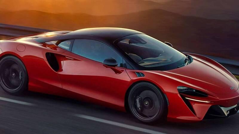 McLaren Artura commented by former McLaren chief designer