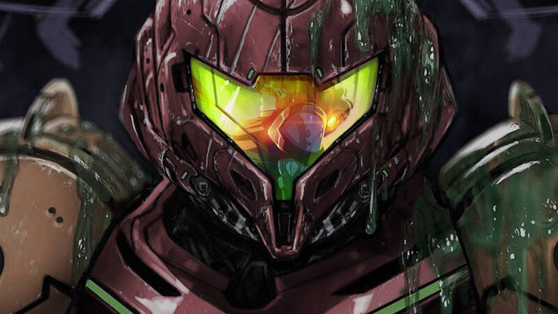 Metroid, a new 2D game ready to be released?