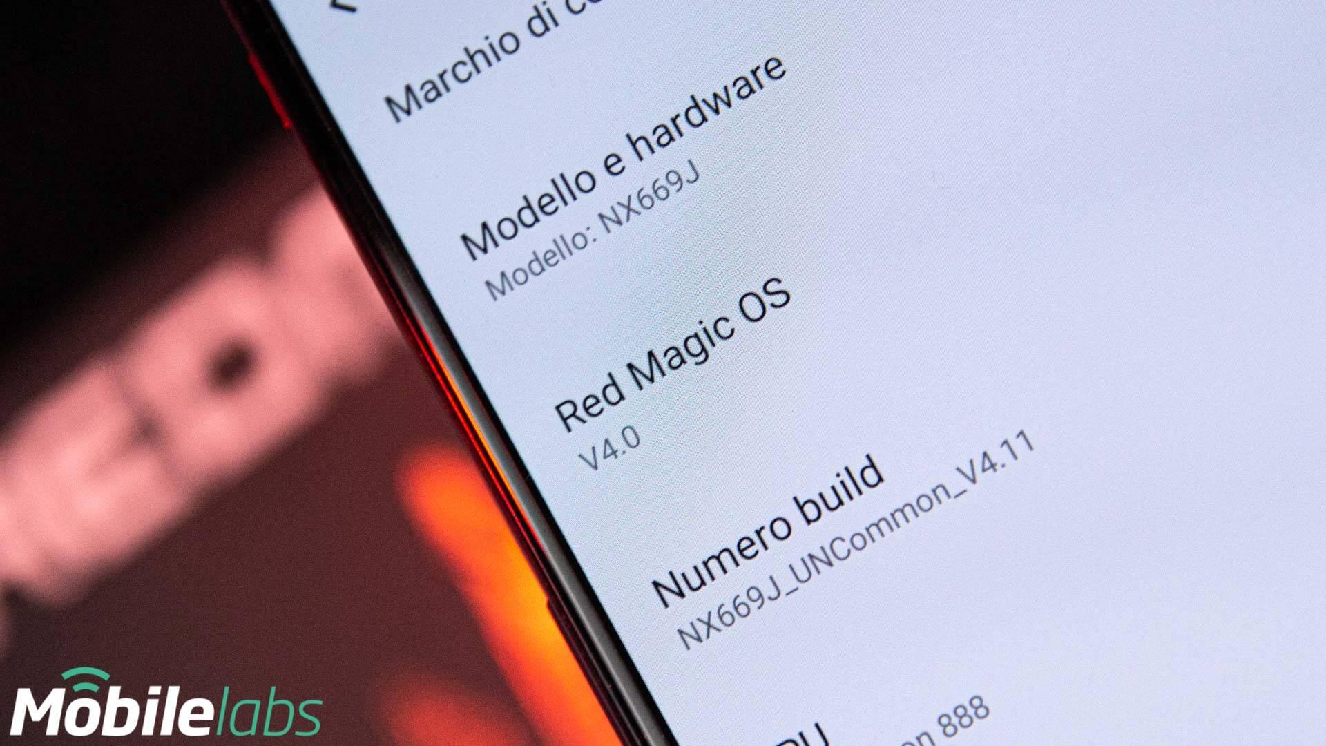 Nubia - Redmagic 6 Pro