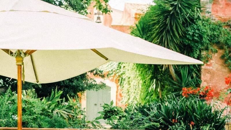 Garden umbrellas | The best of 2021
