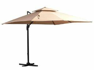 ombrelloni giardino