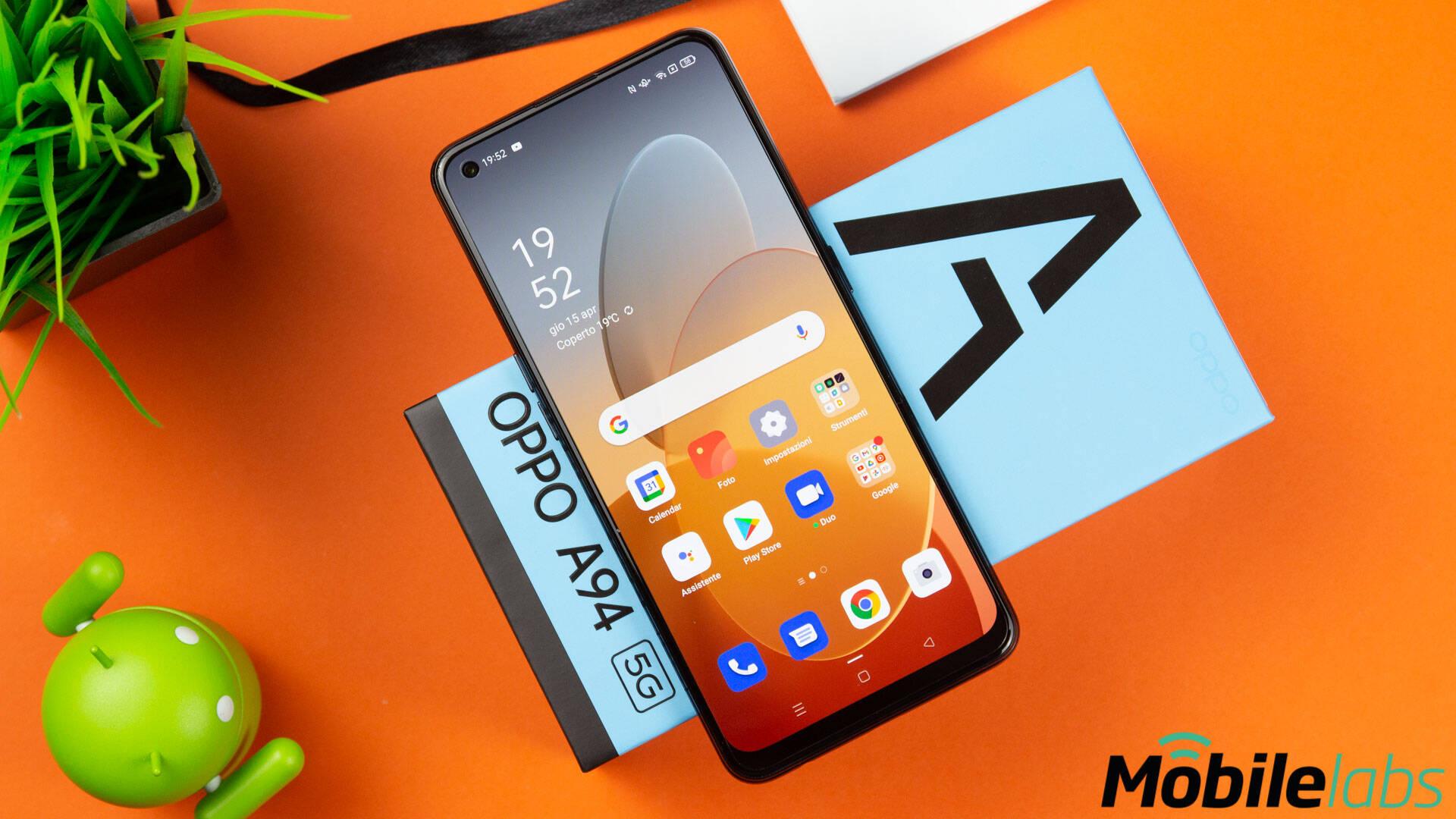 Oppo - A94 5G