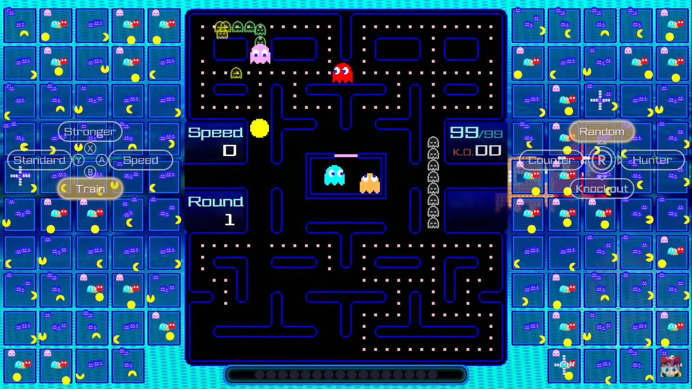 Pac Man 99