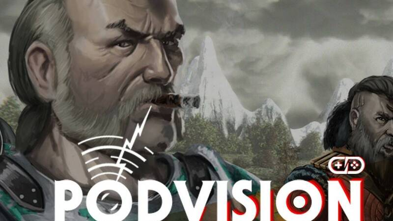 PoDvision | Developing a video game with Emiliano Pastorelli