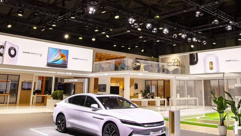 Polar Fox Alpha S, Huawei ready to unveil its first electric car